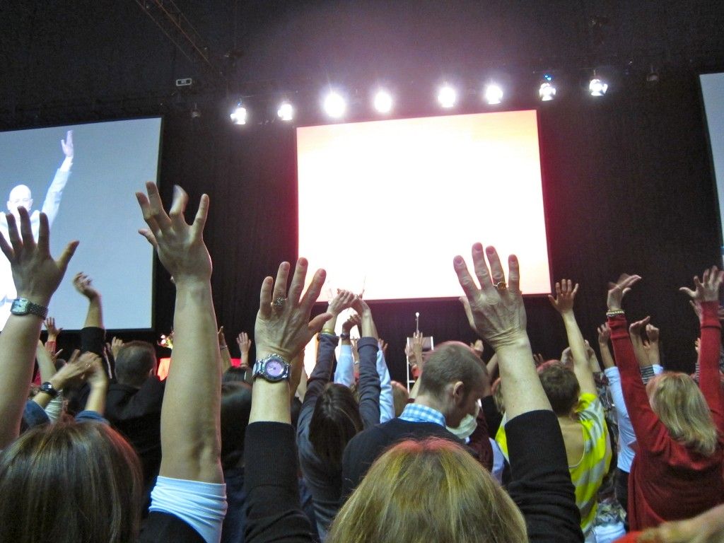 IIN Mega Conference 2012